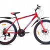 Велосипед сталь Premier Captain 26 Disc 17' matt red
