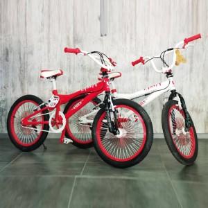 Limit 20 BMX (білий, червоний)