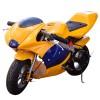 Мотоцикл HB-PSB 01-E-6 (1шт) мотор 500W/36V, 3 аккум12V12AH,перекл.скор,,до 65кг, желтый