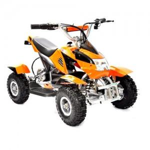 Квадроцикл HB-6 EATV800-2-7 (1шт)мот800W,3ак12V/12A,до30км/ч,до100кг,жел-черн,в кор-ке,103-57-43,5см