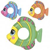 BW Круг 36111 (36шт) рыбка, 3 цвета, 81-76см,