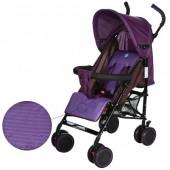 Коляска детская M 3426-9 (1шт) прогулочн,трость,колеса4шт,фиолет